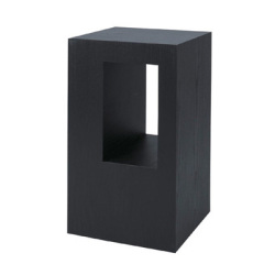 キューブテーブルbk